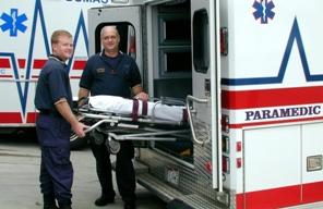 Paramedic vs EMT