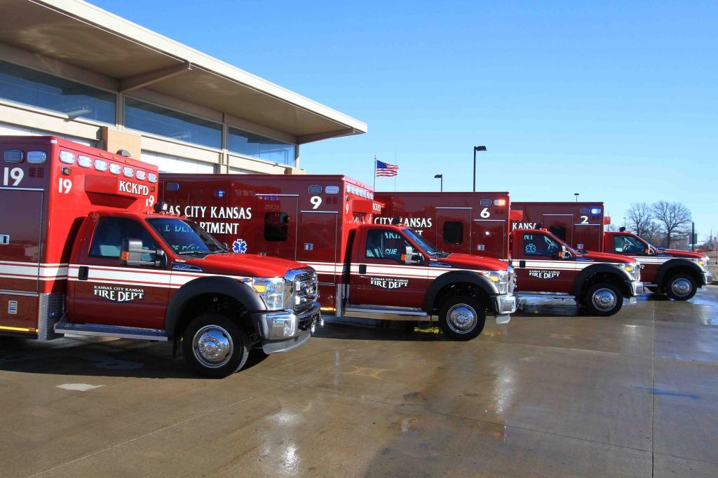 EMT/Paramedic/Firefighter