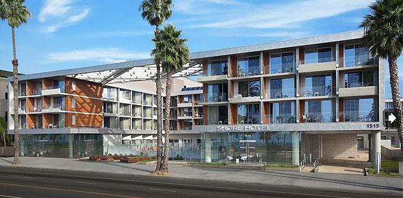 Steve Farzam Shore Hotel Santa Monica