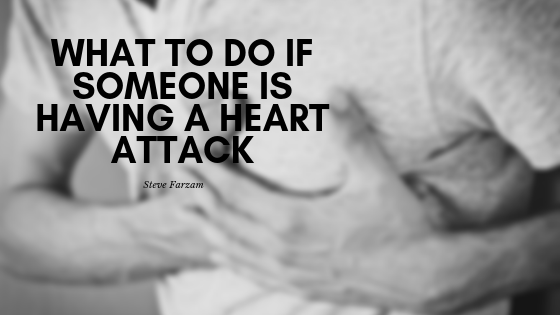What to Do if Someone is Having a Heart Attack